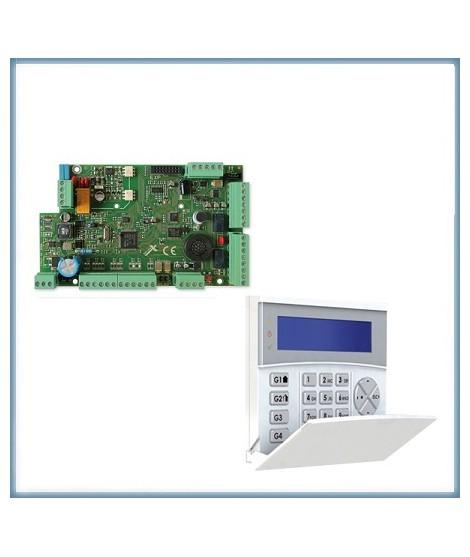 KIT Antifurto X824+K-LCD...